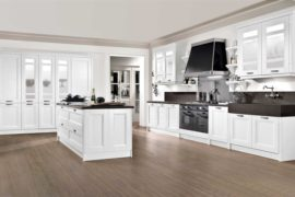 cucina in legno