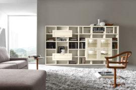 librerie moderne laccate 65195 1849541