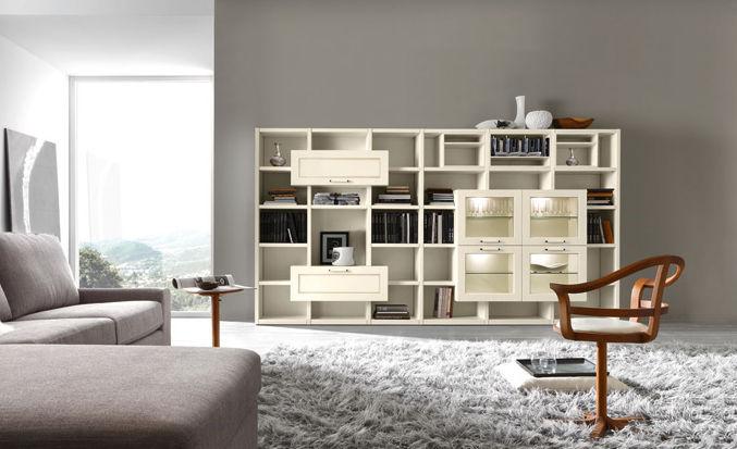 Librerie Moderne Laccate.Librerie Moderne Laccate 65195 1849541 Negozio Arredamento