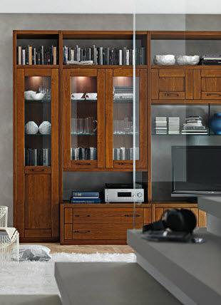 Negozio arredamento verona soggiorno piano noce negozio arredamento verona - Pareti attrezzate porta tv ...