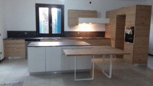 Cucina realizzata a Pescantina 2