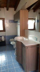 Mobile bagno realizzato a Manerbio 2