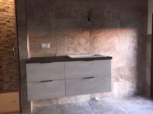 Mobile bagno realizzato a Pescantina 2